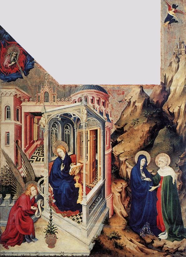 Flight Egypt Visitation Temple Annunciation And Presentation