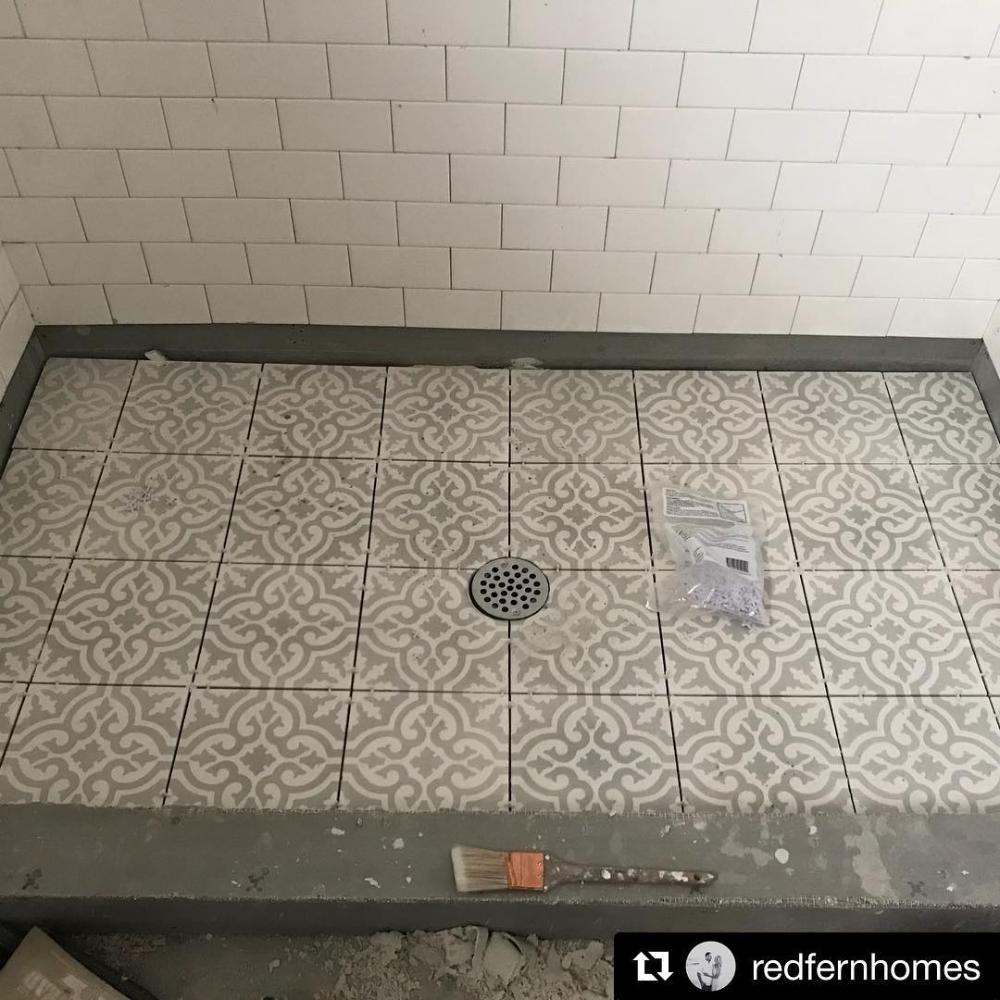 Havana Grey Sample: Moroccan Tile, Cement Tile | Moroccan ...