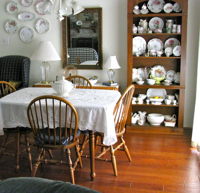 eclectic-dining-room-decorating-budget-dining-rooms-decorations-antique-casual.jpg (640×616)