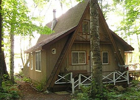 A-frame cabins with dormers - Google Search   A-frames   Pinterest ...