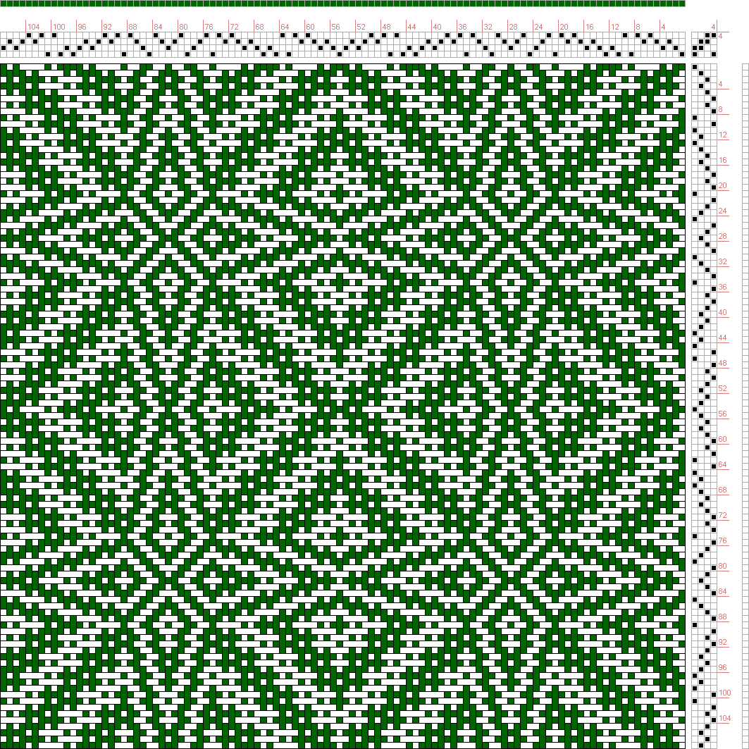 draft image: xc00081, Crackle Design Project, Ralph Griswold, 4S, 4T