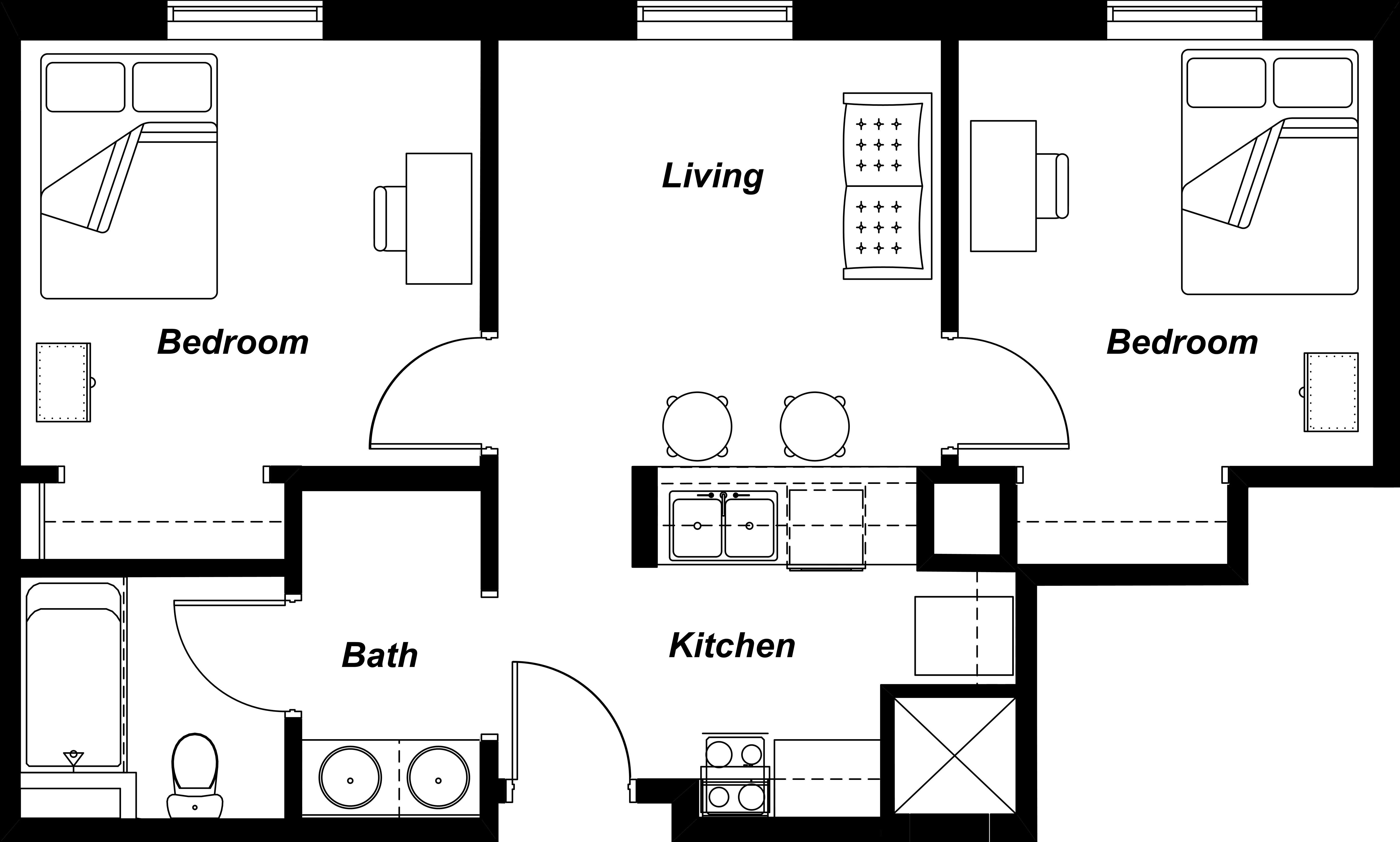 Calhoun Lofts Floor Plan Design Home Design Floor Plans Affordable Floor Plans
