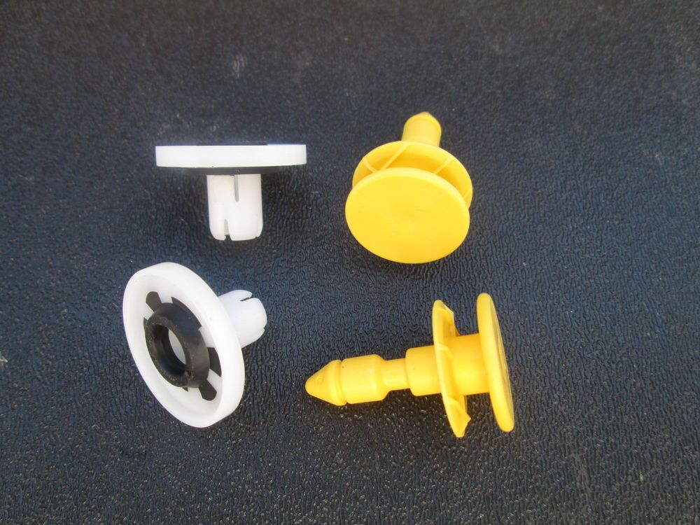 For Hummer H2 Door Panel Clips Retainers W Sealer 2 Part Panel Doors Hummer H2 Hummer