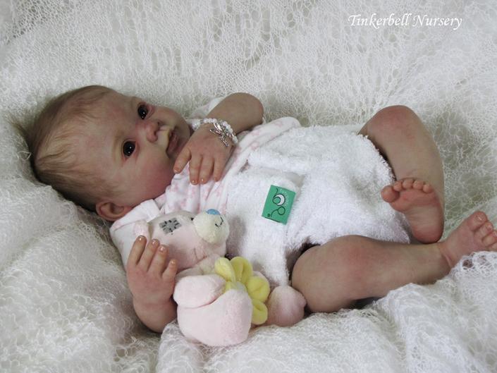 *DUMPLIN' ~ a doll by: Luisa's Reborn babies, South Africa