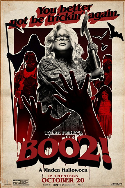 Watch Boo 2! A Madea Halloween FULL MOVIE HD1080p Sub