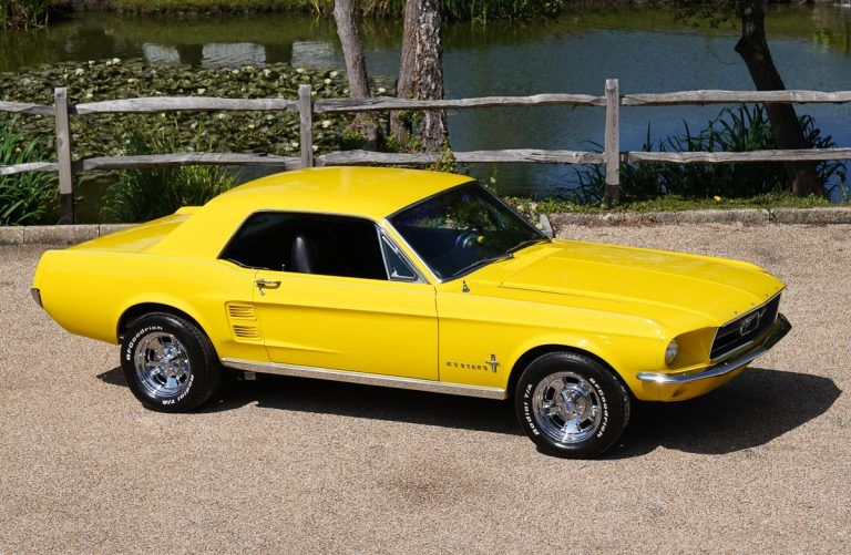 Ford Mustang For Sale | American Muscle Cars | Muscle Car ...