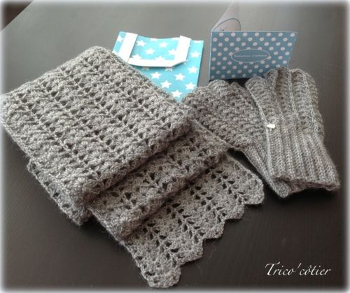 Tuto Echarpe Printanière Au Crochet Spécial Débutant