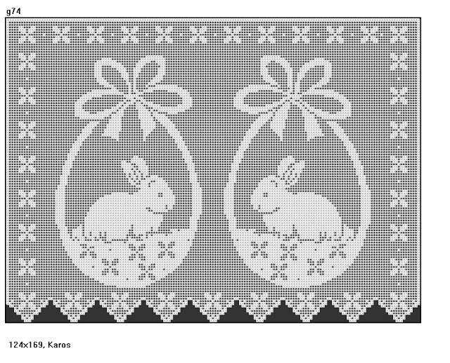 Pin by renata mikoajczak on wielkanoc pinterest filet crochet cross stitch baby cross stitch animals filet crochet crochet doilies easter decor crochet patterns stitching en tout genre albums dt1010fo