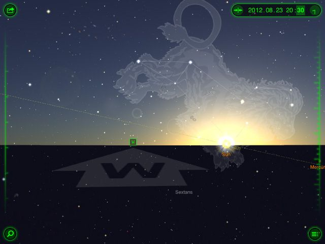 Appidemic Star Walk HD for iPad Science apps, Astronomy