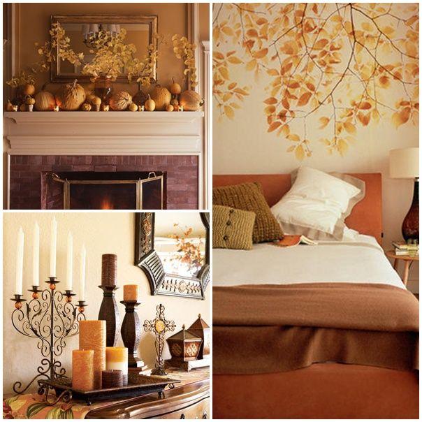 schöne-Herbst-Deko-Ideen-erfarben-ins-haus | Home | Pinterest