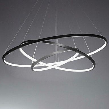 Modern/Zeitgenössisch LED Pendelleuchten Raumbeleuchtung Für