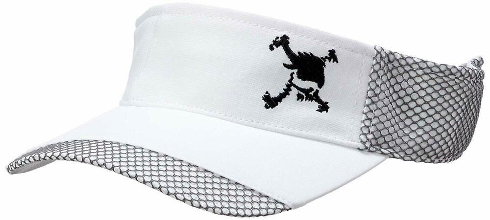 online store aaf4e 93636 Ad(eBay) Oakley Golf SKULL HYBRID MESH VISOR 912065JP White From Japan F