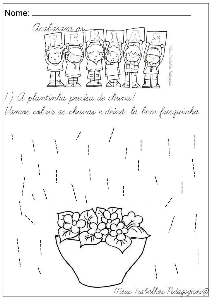 Atividades Volta As Aulas Atividades Do Dia Das Maes Aulas