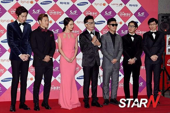 Running Man Sbs Awards 2014 Running Man Man Korean Drama