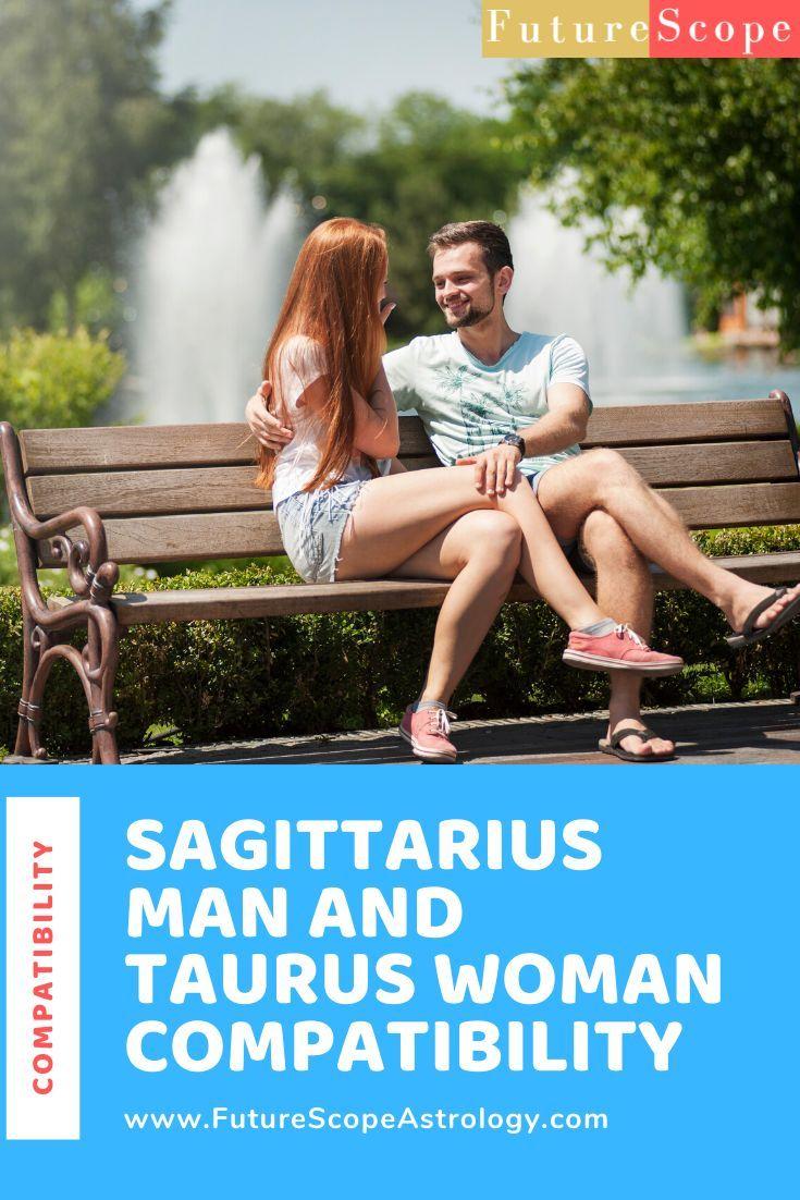 Sagittarius Man and Taurus Woman: Love, Compatibility