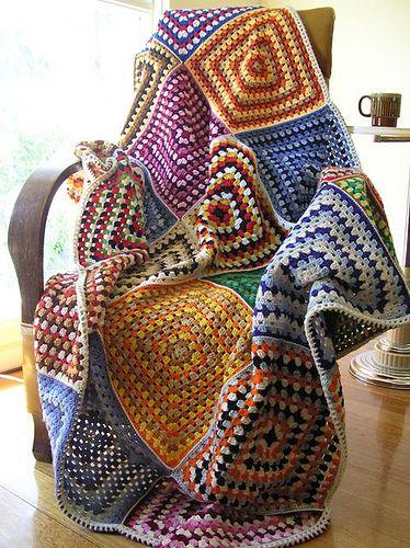 Pin de Toñi Lanas de Colores en ♥ Granny Crochet!! ♥ Community ...