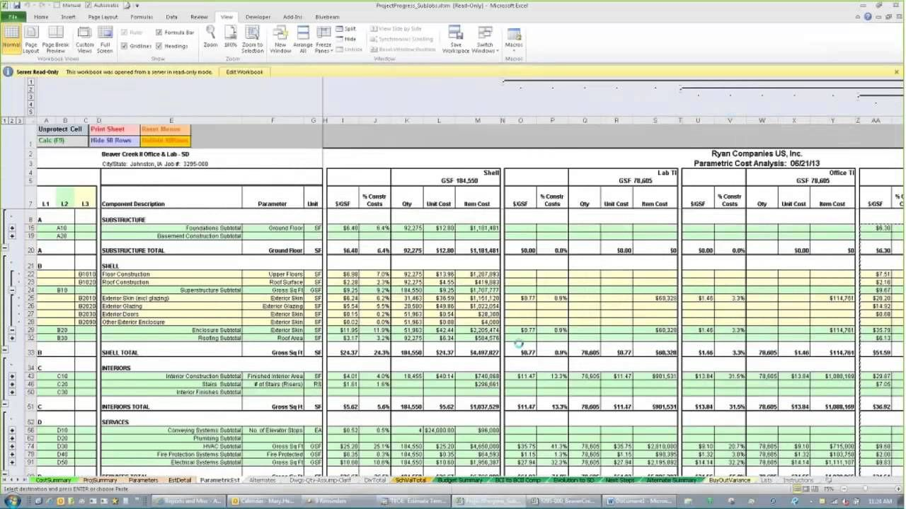 Spreadsheet Excel For On Estimating T4c4 Estimate Template Throughout Construction Estimating Spre Estimate Template Excel Budget Template Spreadsheet Template Construction cost estimate template excel