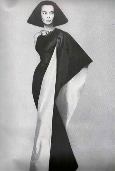 Gloria Vanderbilt in Mainbocher