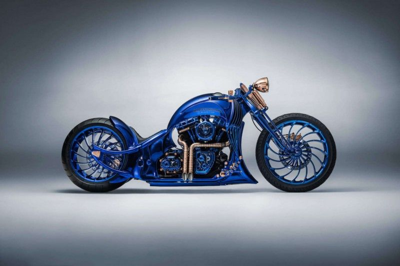 At 1 8m This Harley Davidson Is One Of The Most Expensive