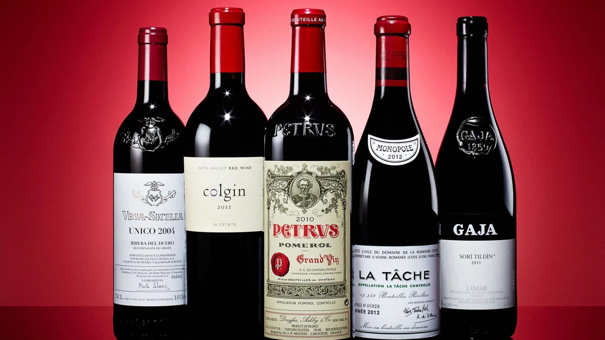 Seal The Deal Big Red Wines Winedeals Red Wine Wine And Spirits Wines