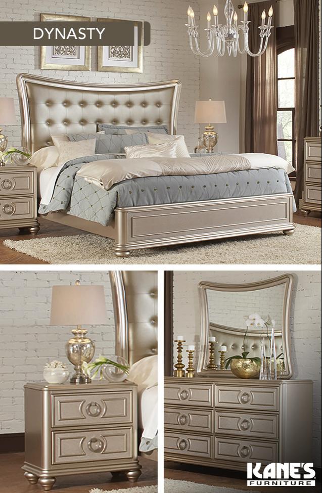Dynasty Queen Bedroom