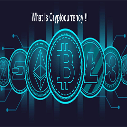 How many percent of the world invest in cryptocurrency