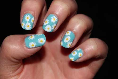 9 Cool And Easy Summer Nail Art Designs 2018 Nails Pinterest