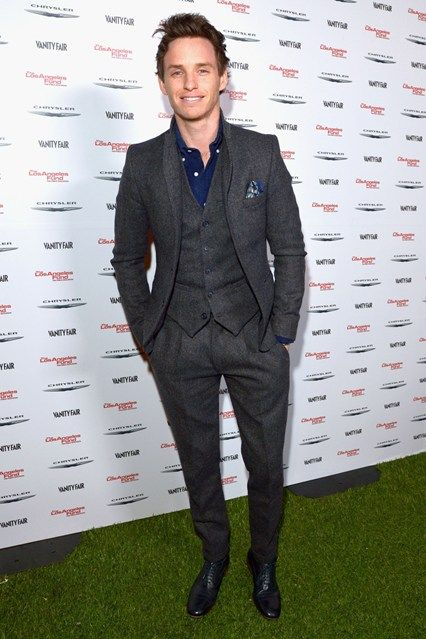 Eddie Redmayne - Image 1 of 10 - Most Stylish Men Of The Week 22.02.12 - GQ.COM (UK)