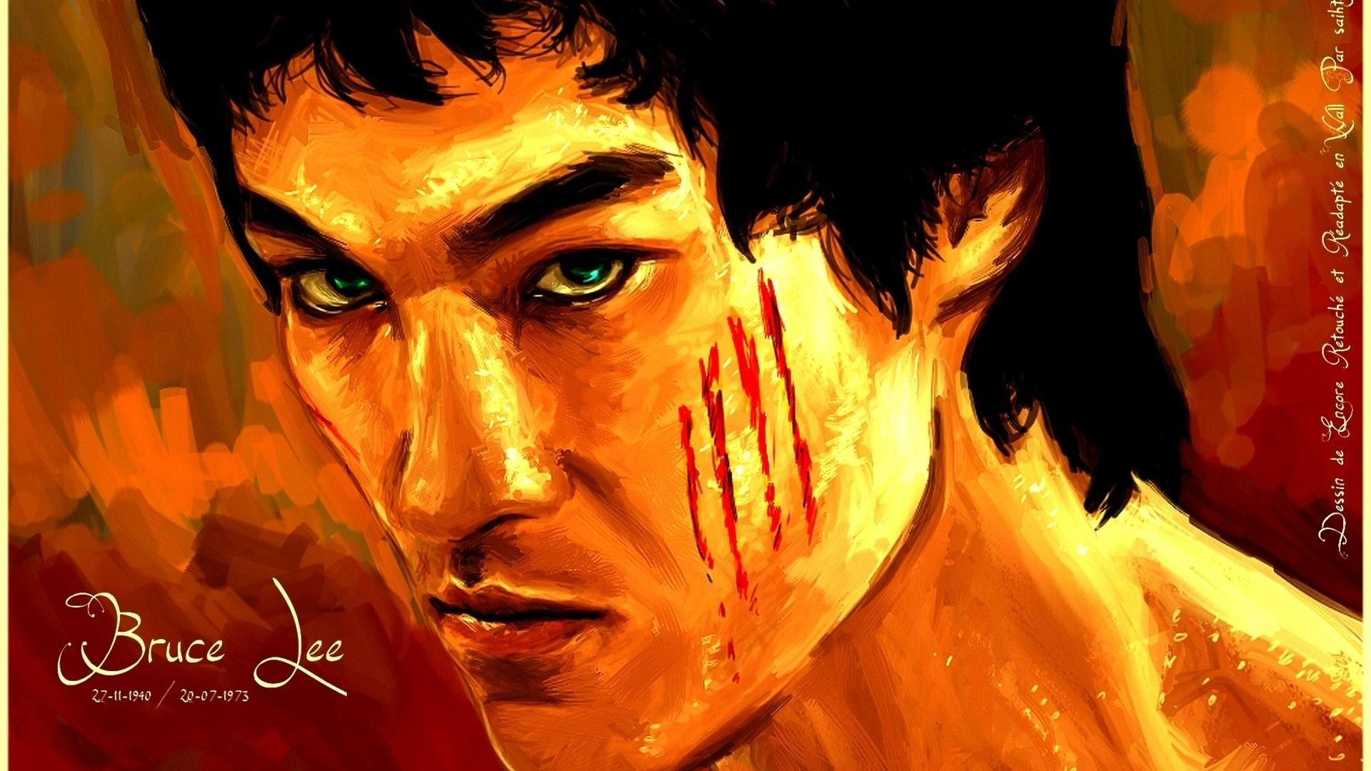 Bruce Lee Wallpapers (121 Wallpapers) - HD Wallpapers