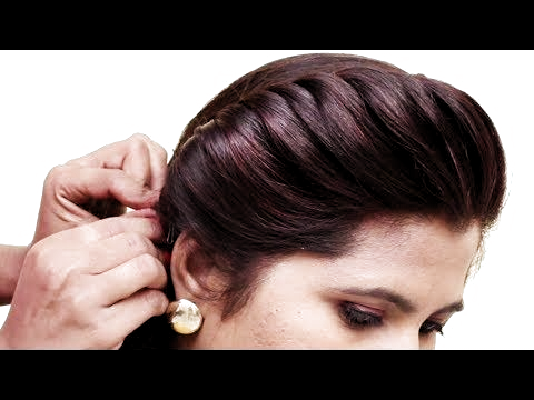 Easy Party Hairstyle 2019 For Girls Hair Style Girl Hairstyles Best Hairstyles For Long Hair Youtube In 2020 Easy Party Hairstyles Hair Styles Party Hairstyles