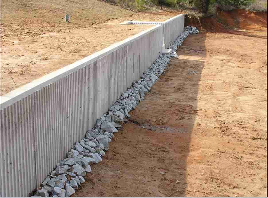 Concrete Retaining Wall - Google Search