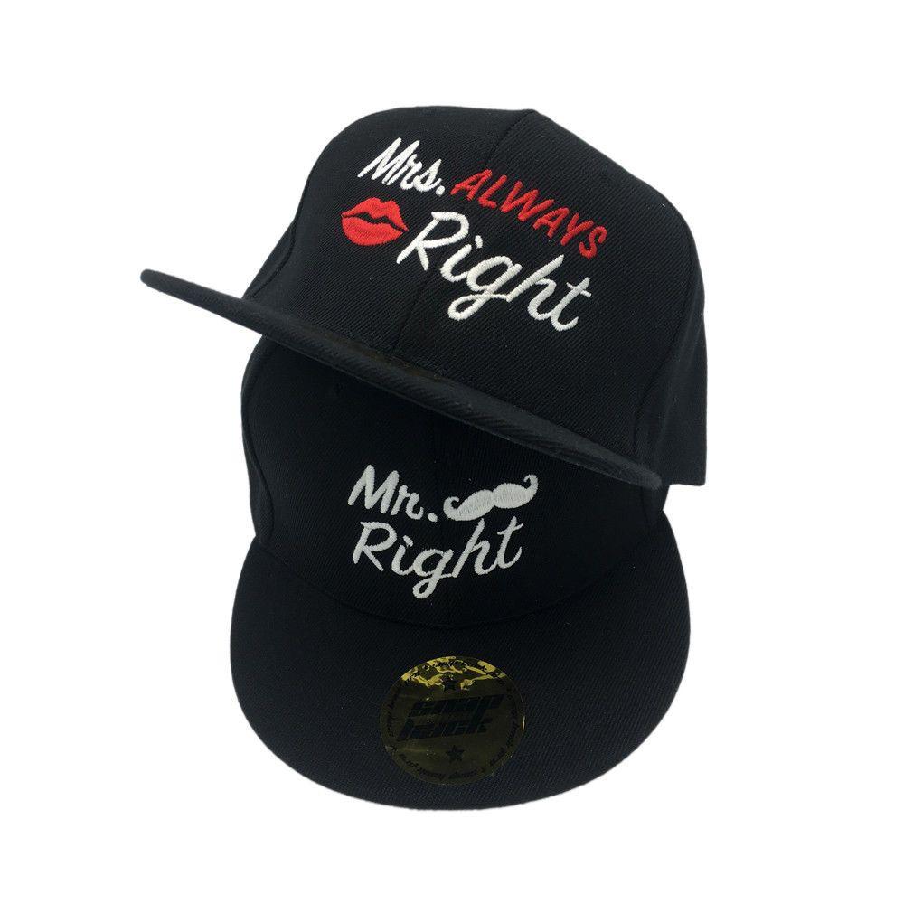 Princess Embroidered Rapper Cap Flat Peak Prince Snapback Unisex Fashion Hat