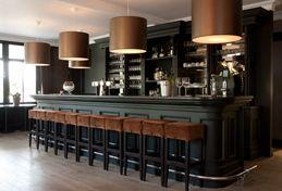 Sfeervol restaurant in Ouddorp