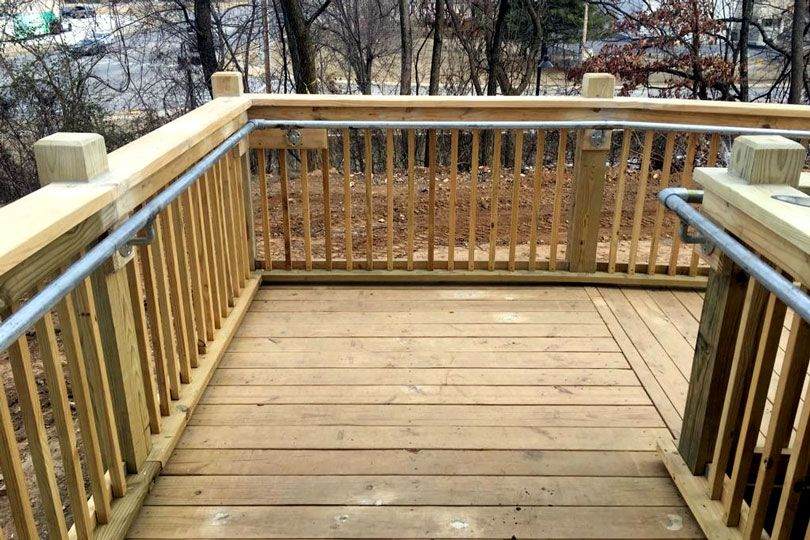 21 Deck Railing Ideas Examples For Your Home Deck Railings