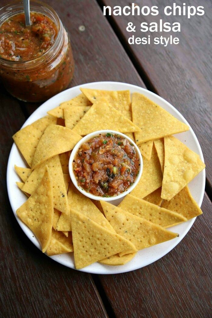 Pin by Toni on food | Tortilla chip recipe, Nacho chips ...