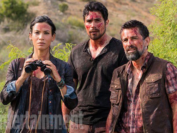 Fear The Walking Dead S2b Episode Grotesque The Walking Dead Temporada 2 Temporadas