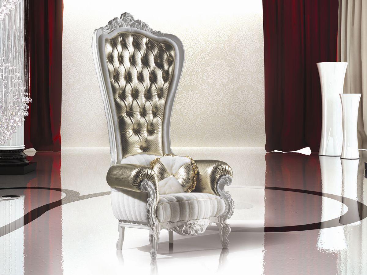 Regal Armchair Throne By Caspani Price Google Zoeken