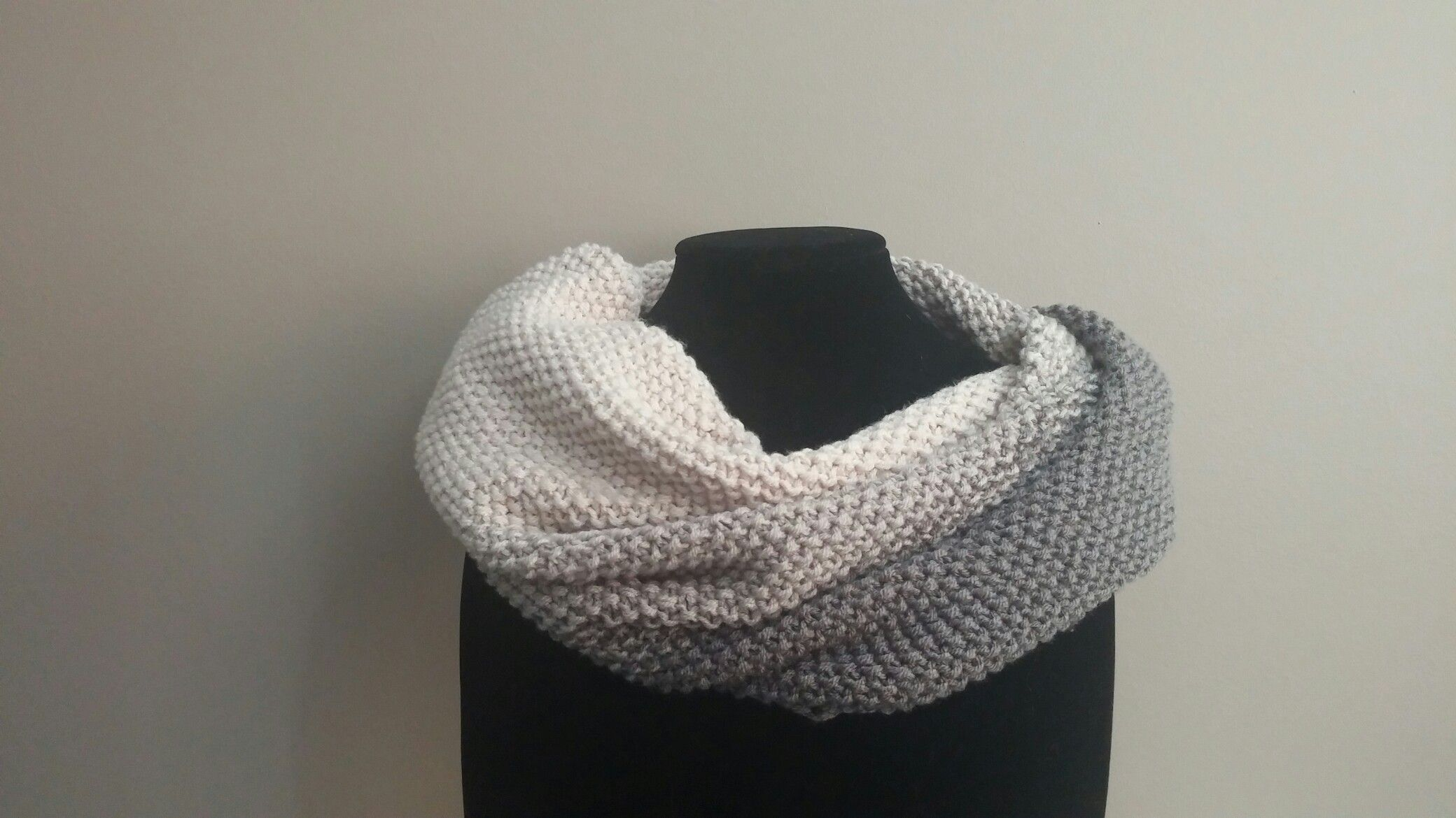 #ombre #cowl