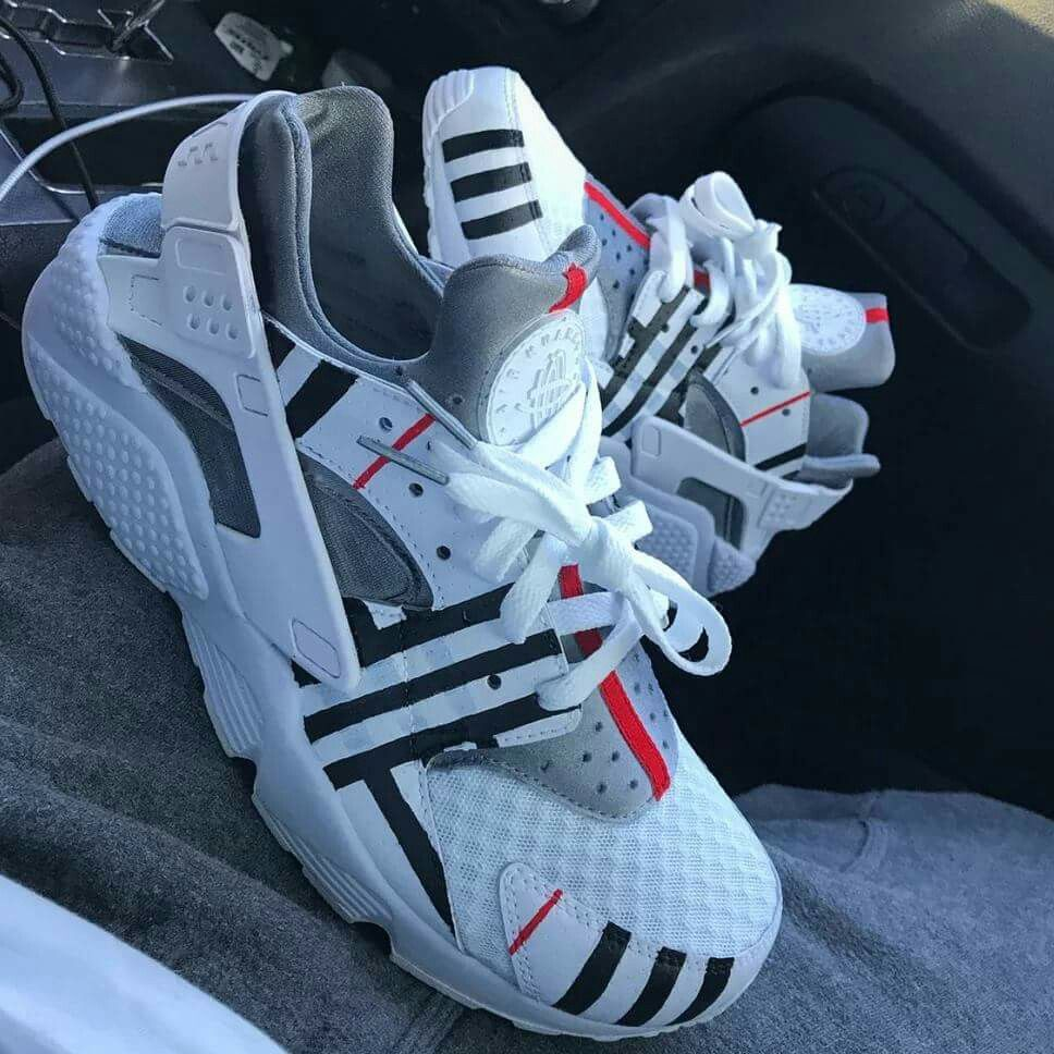 new product f8a8d cbb13 Fresh Shoes, Hot Shoes, Shoes Sneakers, Nike Huraches, Custom Shoes,  Huaraches