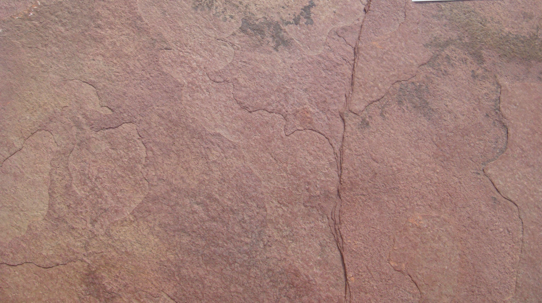 Tera Red Slate tile natural finish Slate tile floor