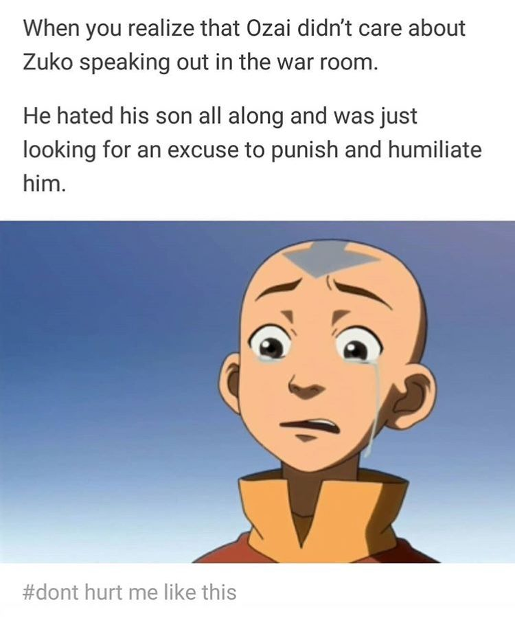 Fifty Avatar Memes For The Superfans Avatar Funny Avatar The Last Airbender Funny Avatar Airbender