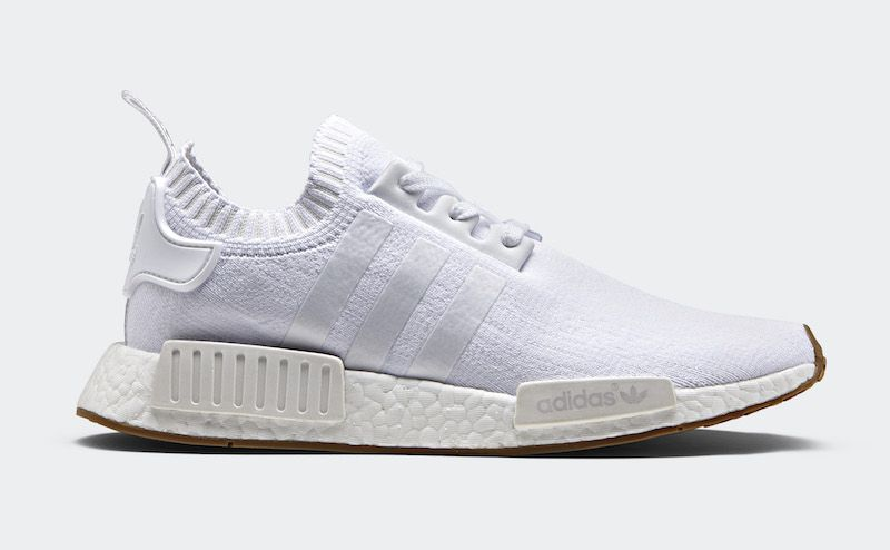 newest collection 4ab7a e0928 Adidas NMD R1 Gum Pack White | Adidas Shoes | Adidas nmd r1 ...