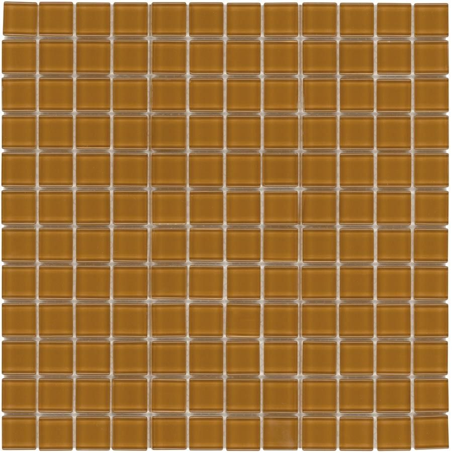 Glass Mosaic Tile Backsplash Brown 1x1 Glass Mosaic Tile Backsplash Mosaic Tile Backsplash Mosaic Tiles