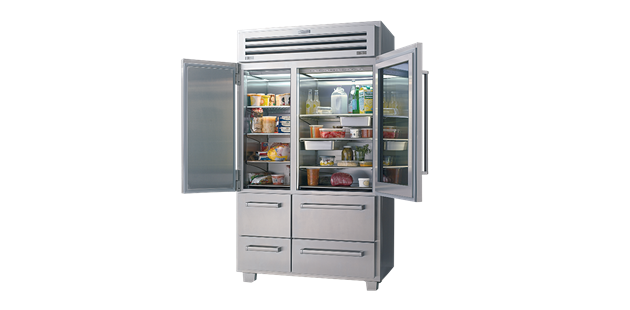 Sub Zero Pro 48 Refrigerator Sub Zero Wolf Appliances I Think