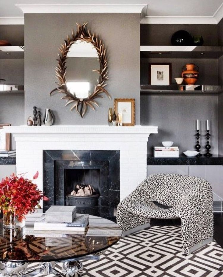 Pin by Designs by Katrina on Fireplaces   Living room ...