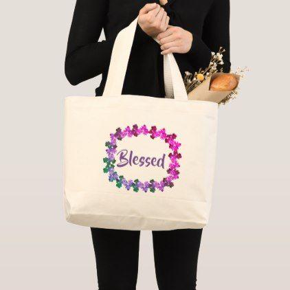 Girl trip bag Monogram Hand Bag Women Tote Bag Ladies Tote Bag Personalized tote bag Pink Blessings Tote Bag Monogram Tote Bag