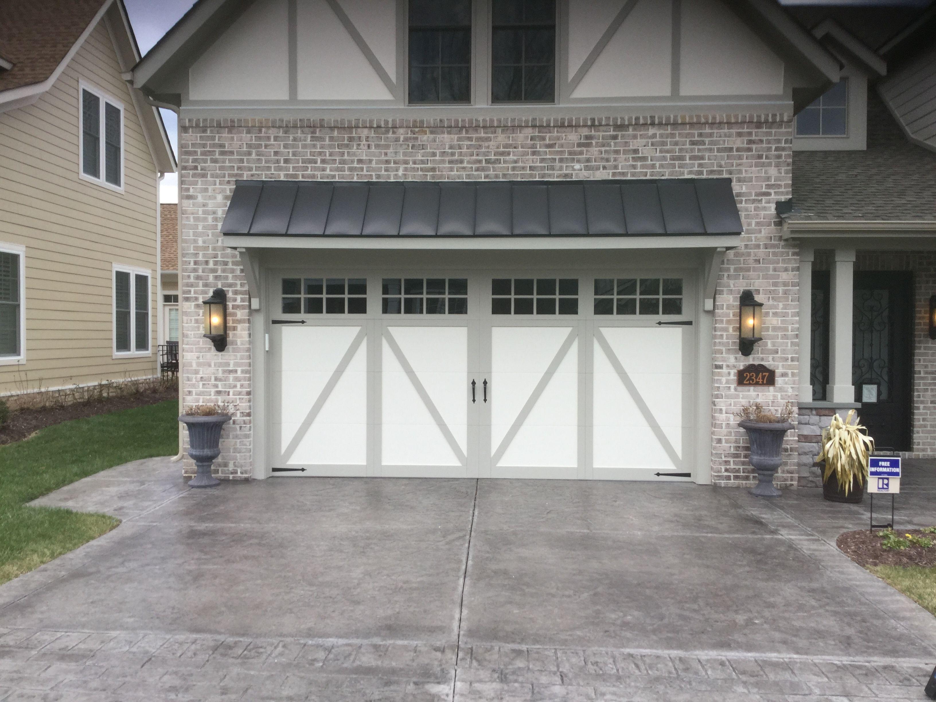 wall bronze garage image carriage with door doors charming insulated steel clopay true