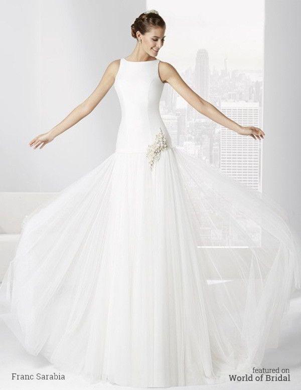 Franc Sarabia 2016 Wedding Dress
