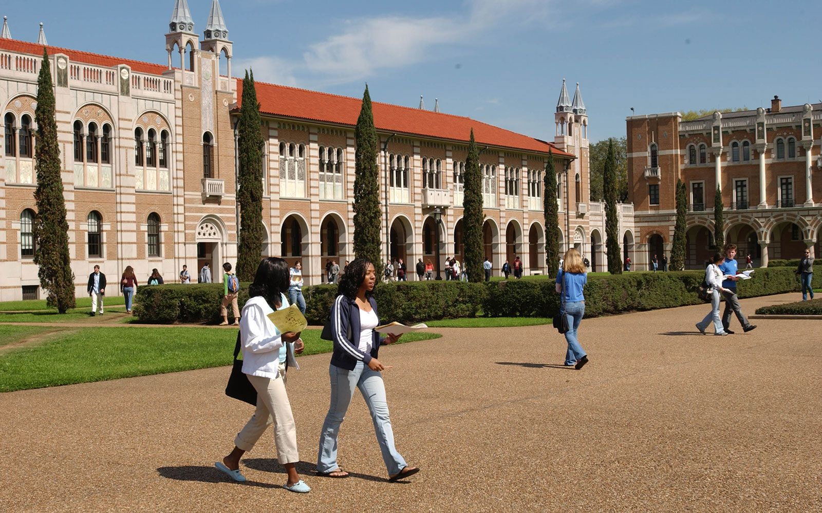 America's Most Beautiful College Campuses College campus