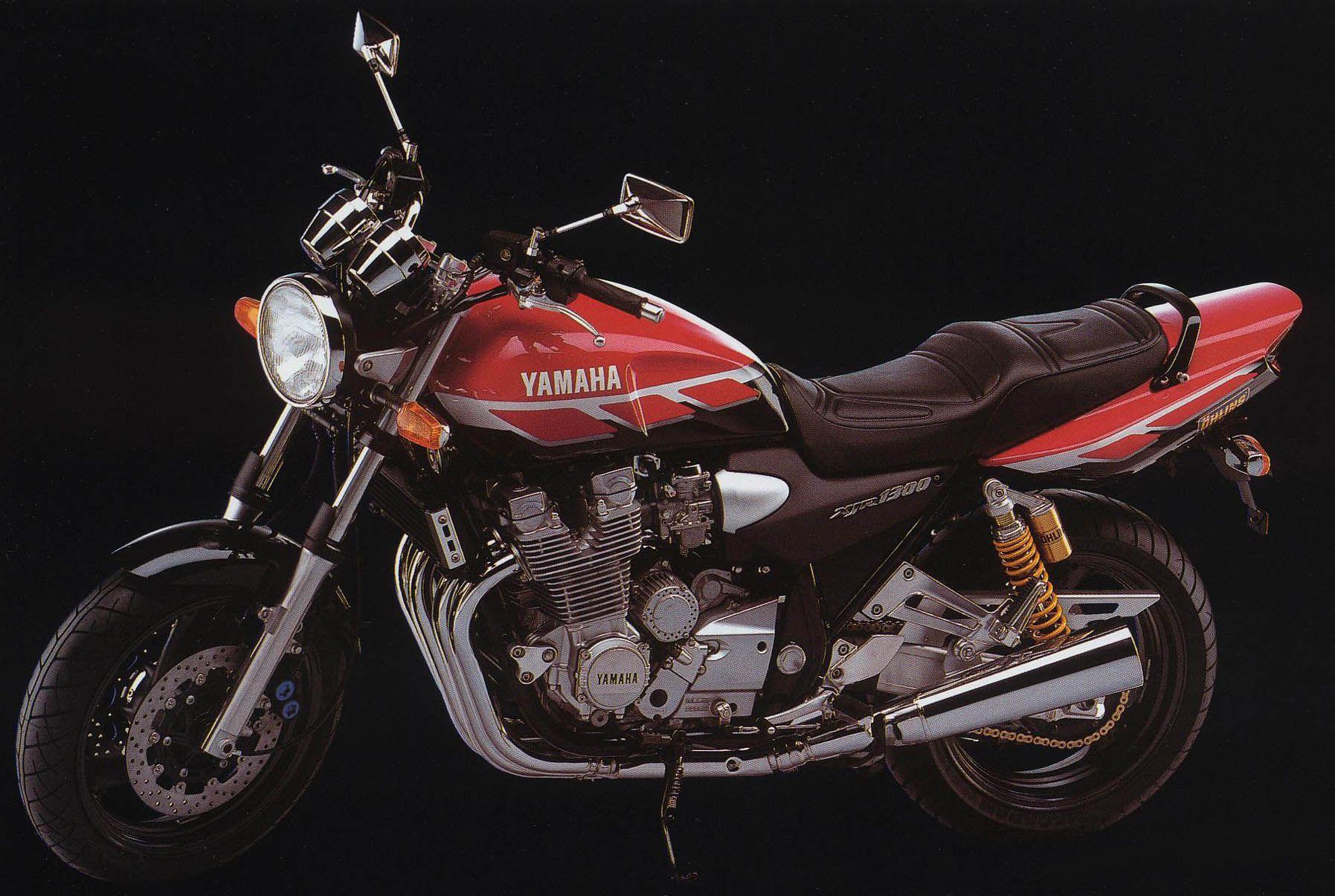 Xjr 1300 Wallpaper 06 Motorbikes Yamaha Motorcycle